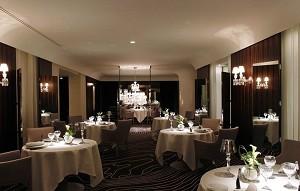 Maison Pic - ASP gourmet restaurant room