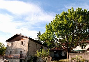 Les Vieilles Granges - Außenansicht