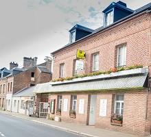 Frieden - Hotel Restaurant - Front