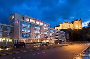 Mercure Dieppe Presidencia - Hotel Front