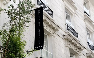 Hotel de Noailles - Frente