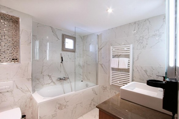 Le rhul - baño