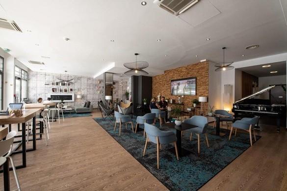 Novotel avignon center - lounge bar