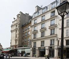 Hotel des Ducs d'Anjou - Front