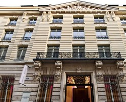 Pavillon Cambon Capucines - Potel et Chabot - Parigi seminario