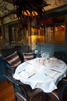 La mesa de pharamond paris