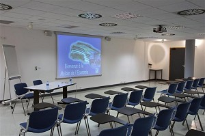 La Cámara de Economía - Sala de reuniones