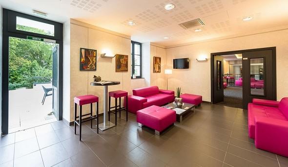 Zona de puentes aven art gallery resort - interior