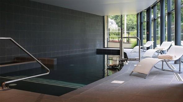 Zona de puentes aven art gallery resort - piscina