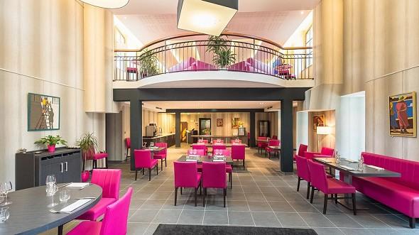Zona de puentes aven art gallery resort - restaurante