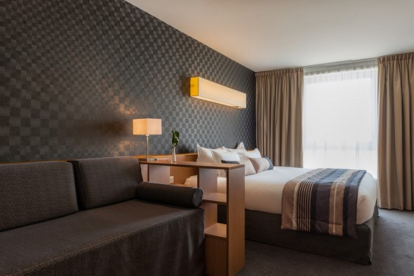 Best Western Paris Saclay - Executive Zimmer