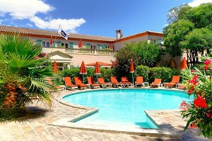 Best Western L'Orangerie - Pool