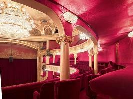 Teatro de Variedades - Anfiteatro