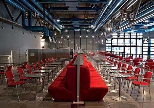 Centro Pompidou - Mezzanine