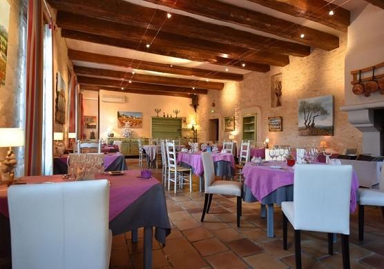 Auberge de Tavel - Restaurant