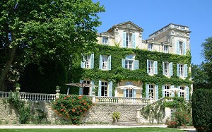 Château de Varennes - Fachada