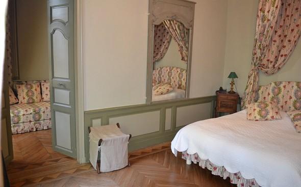 Castle Varennes - camera da letto