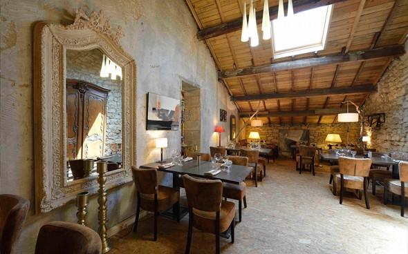 Castello di Varennes - ristorante