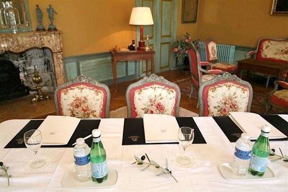 Castello Varennes - sala seminari