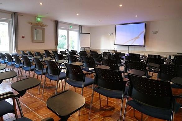 Castel espacios para eventos - sala de seminarios