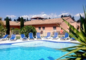 Hotel le President - Piscina