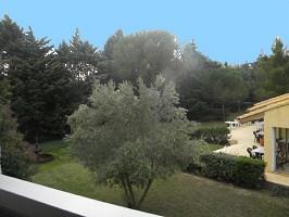 La casa colonica dell'olivo pont saint esprit exterieur