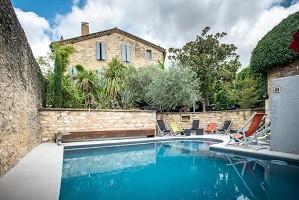 Hostellerie Le Castellas - Piscina