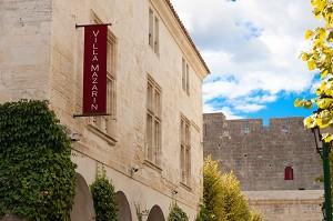 Villa Mazarin - Villa seminario Gard 30