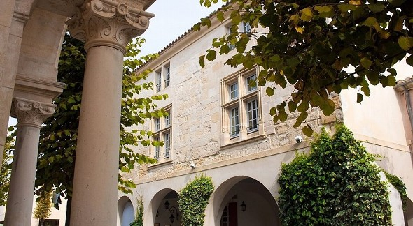Villa Mazarin - exterior