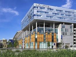 Novotel Lyon Confluence - Esterno