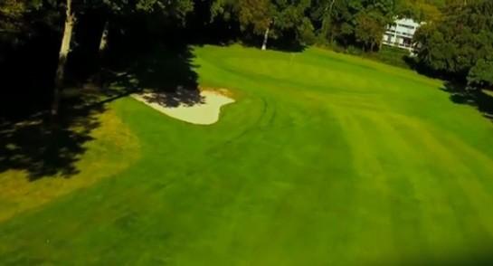 Campo da golf del giglio di Chantilly
