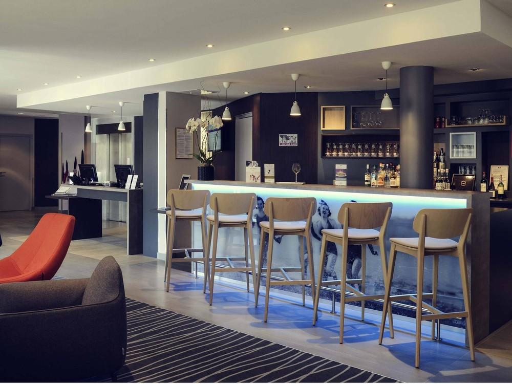 Mercure Honfleur - Bar