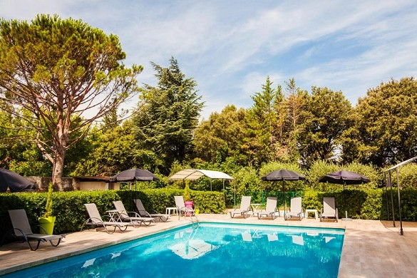 Il piccolo hotel manor - piscina