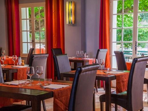 Hotel le petit manoir - restaurante