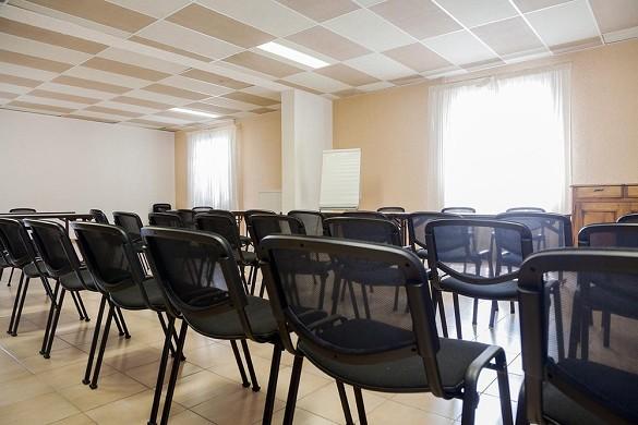 Hotel le petit manoir - sala de reuniones