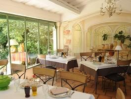 Restaurant rooms