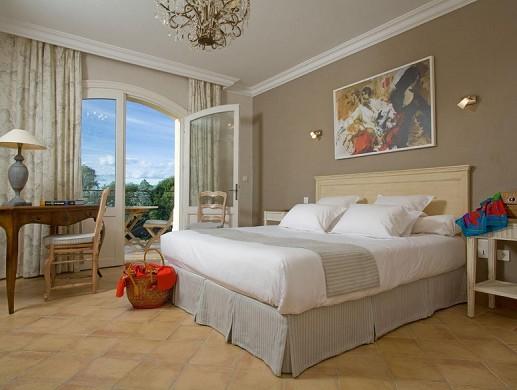 Mas des sables - a room in the villa