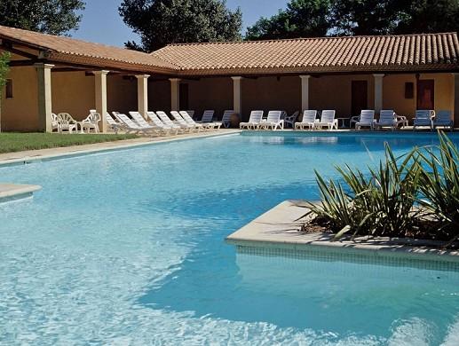 Mas des Sables - the pool