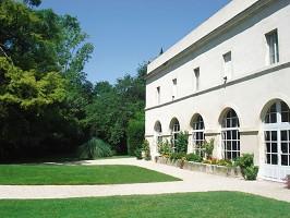 L'Orangerie - castillo de Lacoste - fuera