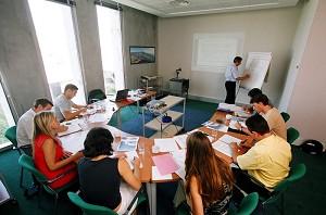 Organisation von Studientagen