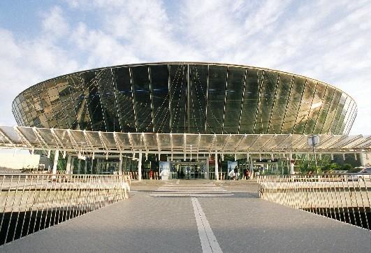 Nice Airport Business Center - Im Freien