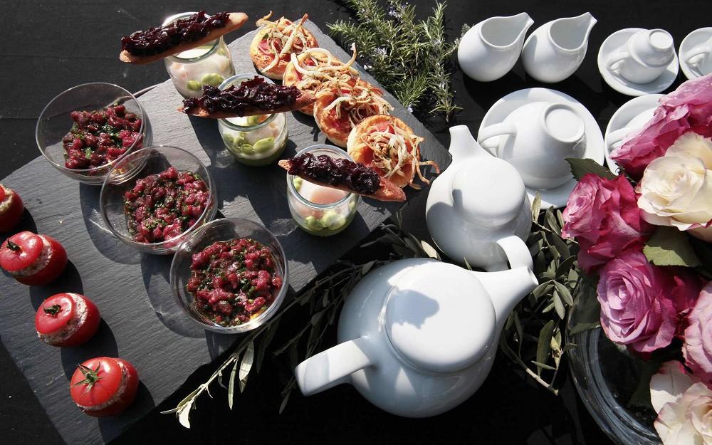 Hotel restaurant alain llorca - buffet
