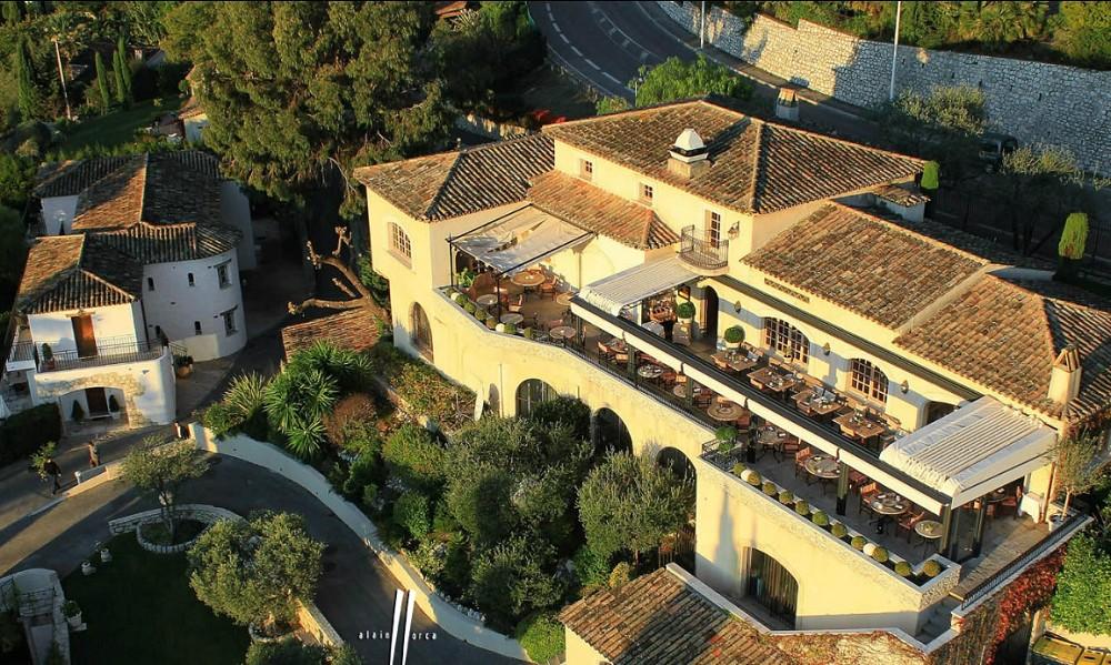 Hotel restaurant alain llorca - facade