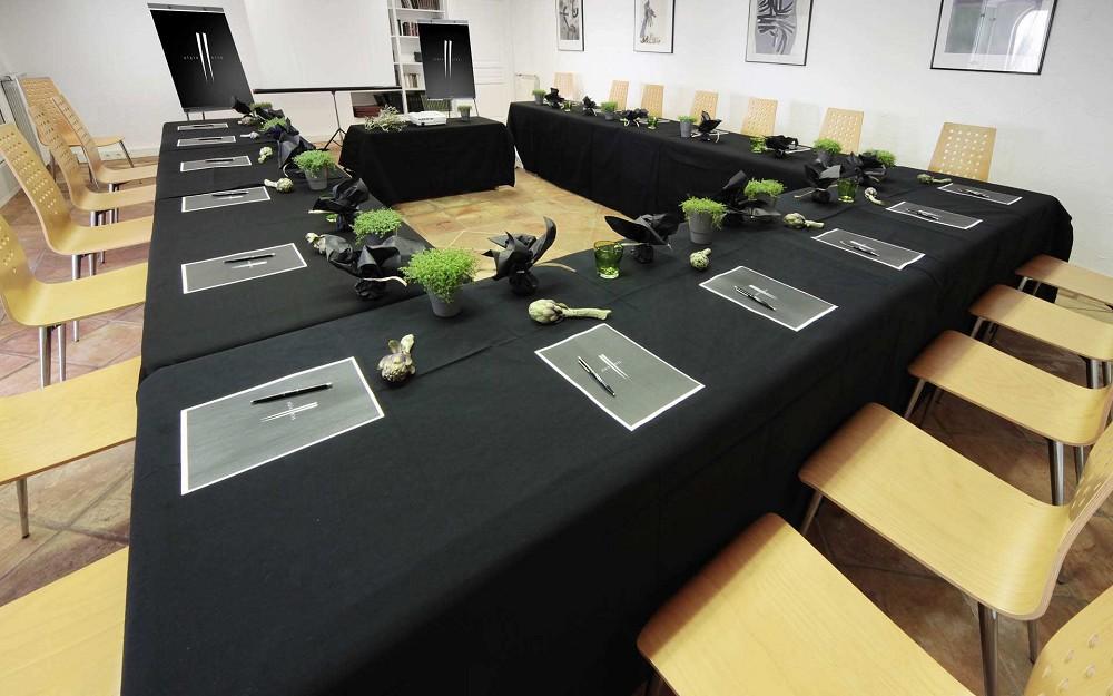 Hotel restaurant alain llorca - seminar room