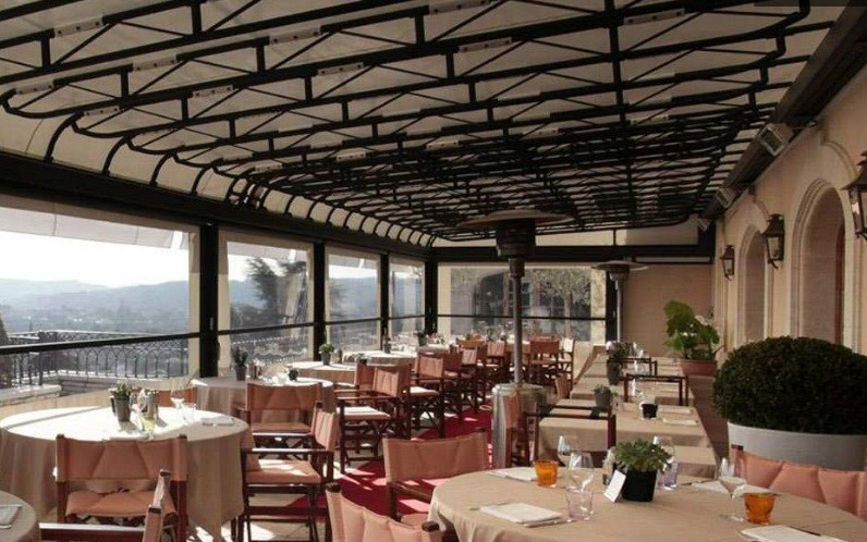 Hotel restaurant alain llorca - restaurant