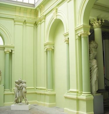 Museum of fine arts nice interior