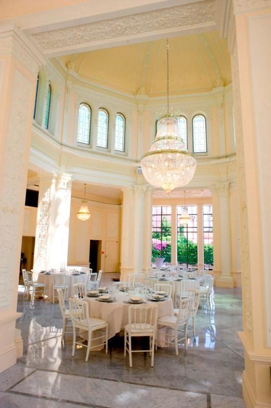Les salons de la rotonde len tre salle s minaire nice 06 for Salon des eta