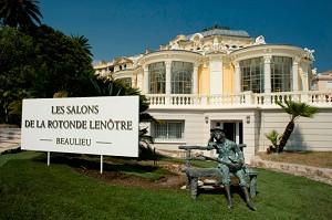 The Salons of Lenôtre Rotonde - Beaulieu-sur-mer seminar