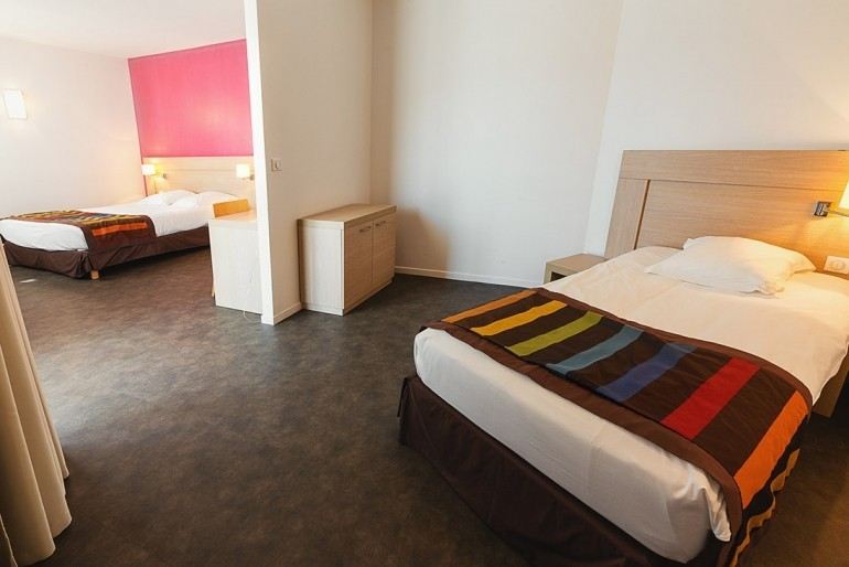 Hotel esatitude - room