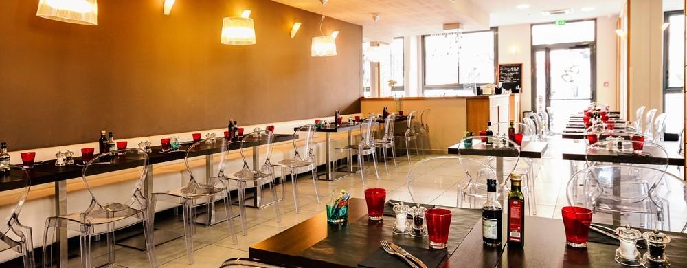 Hotel esatitude - restaurant